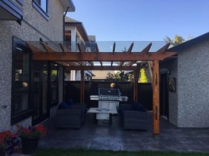 Pergola Glass Cover image